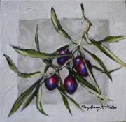 MM12: Veg series: Olive Branch