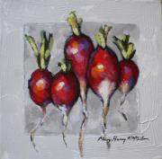 MM115: Veg series: Radishes