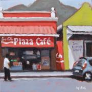 Wille Steyn: Plaza Café