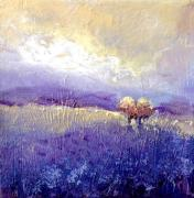 Hester Hattingh: Purple Fields