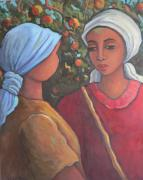 CON: Two Ladies (Orange Pickers)